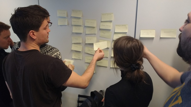 Participatory Scenario Development